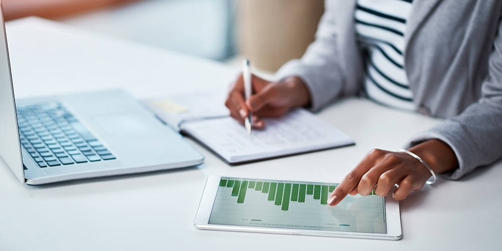 Data-analysis-on-tablet