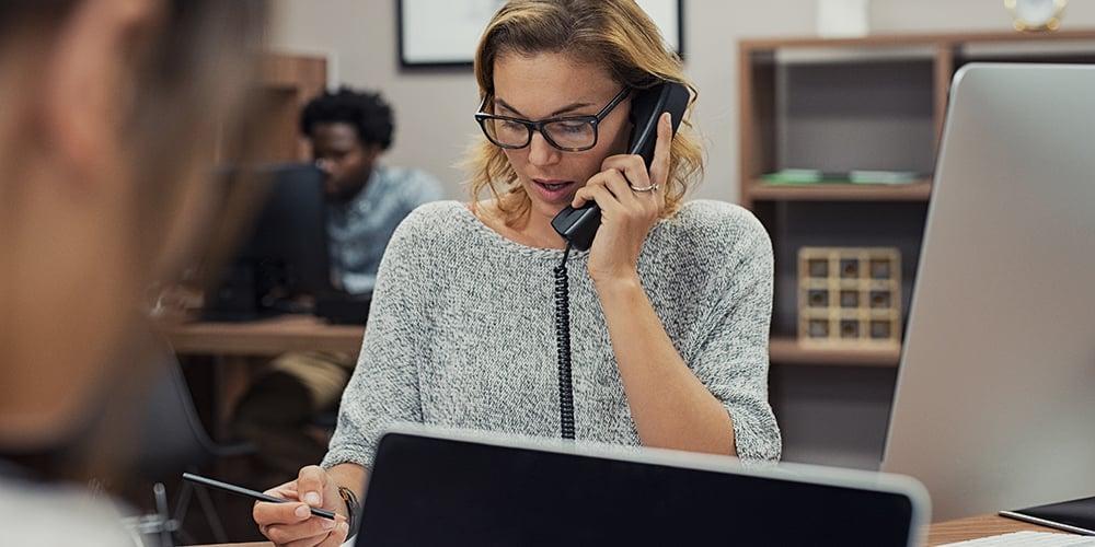Making-an-Office-Call