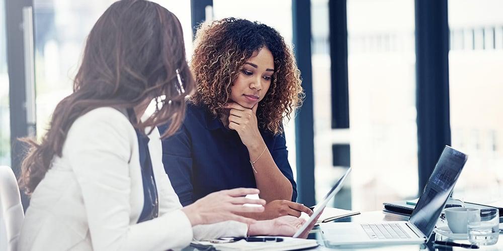 Office-conversation